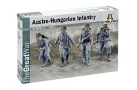 WWI Austrian-Hungarian Infantry