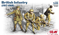 British WW1 Infantry - Image 1