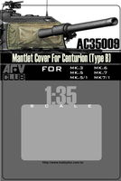 Mantlet Cover for Centurion Type B