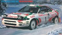 Toyota Celica Turbo 4WD 1993 RAC Rally Winner - Image 1