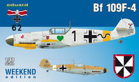 Bf 109F-4    Weekend edition - Image 1