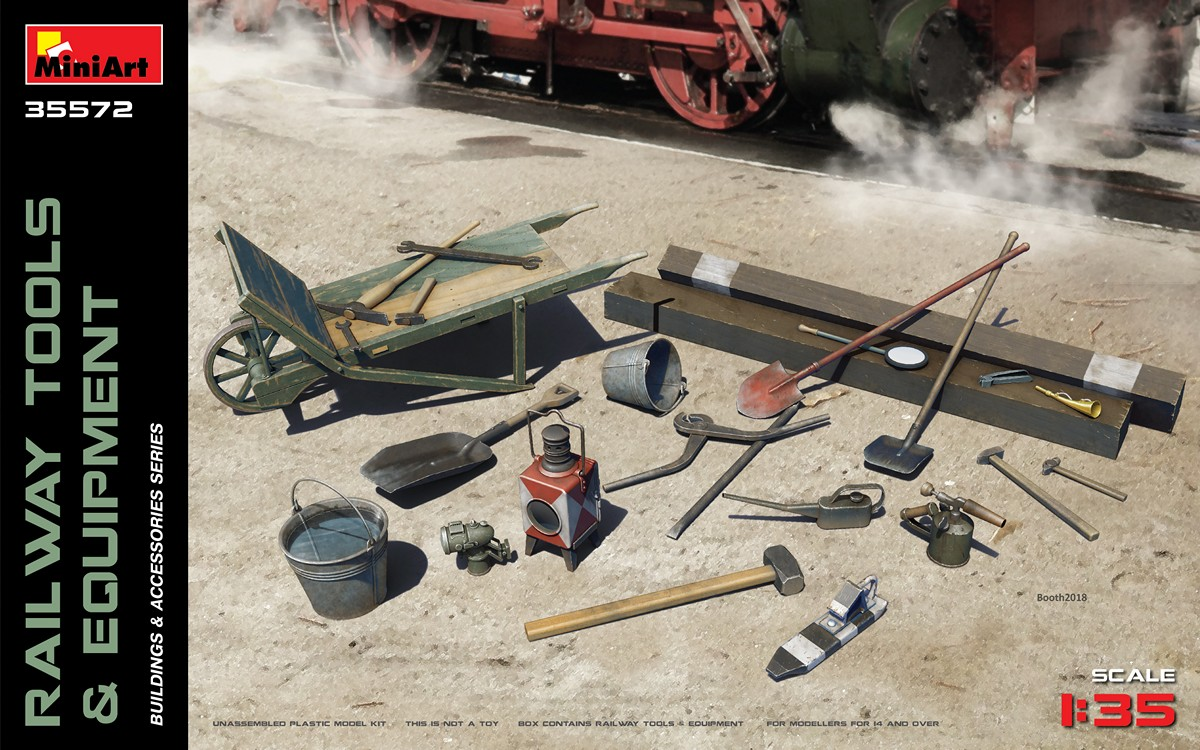 Railway Tools & Equipment - Image 1