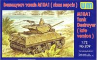 M10A1 Tank Destroyer late version - Image 1