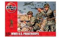 WWII US Paratroops