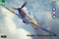 Hawker Hurricane Mk.IIb- Limited Edition - Image 1