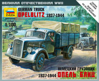 German truck Opel Blitz 1937-1944 (Art of Tactic)