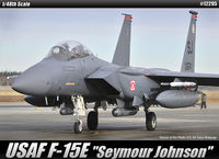 USAF F-15E [Seymour Johnson] - Image 1