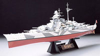 German Tirpitz Battleship Kit