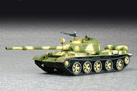 Russian T-62 Main Battle Tank 1972