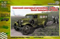 GAZ-55 Ambulance (m. 1938)