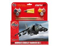 Hawker Harrier GR1 Starter Set