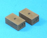 WWII K Ration Box set (8ea) - Image 1