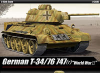 T-34 747(r) German Version 1/35 - Image 1