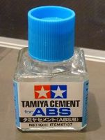 Tamiya Cement (for ABS) (40ml)