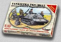 TKS/MG 15 + Universal Transport Vehicle