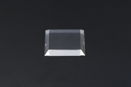 Acrylic Display Base (Square 100x100x8mm) - Image 1
