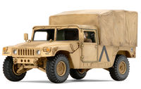 "US Modern 4x4 Utility Vehicle ""Cargo Type"" - Image 1"