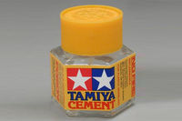Tamiya cement 20 ml.