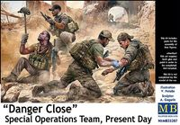 Danger Close - Special Operation Team, Present Day