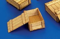 Wooden boxes II - Image 1