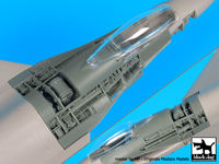 F-16 C Electronics 2 + canon  for Tamiya - Image 1