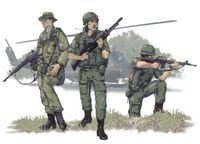 Airborne Vietnam war 3fig.