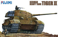 German Heavy Tank Tiger II - Image 1