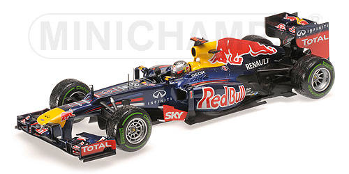 Red Bull Racing Renault RB8 - Image 1