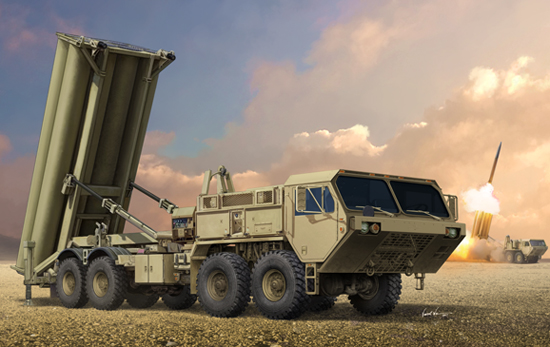 Terminal High Altitude Area Defence (THAAD) - Image 1