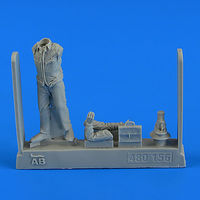 Soviet Air Officer - the Cold War period Figurines