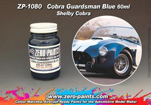 1080 Cobra Guardsman Blue - Image 1