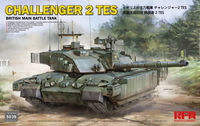 BRITISH MAIN BATTLE TANK CHALLENGER 2 TES - Image 1