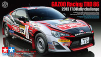 Gazoo Racing TRD 86 (2013 TRD Rally Challenges) - Image 1