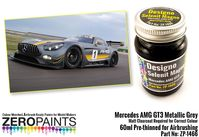 1466 Mercedes AMG GT3 Metallic Grey (Matt) - Image 1