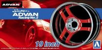 Felgi Super Advan Racing Ver.2 19 Inch