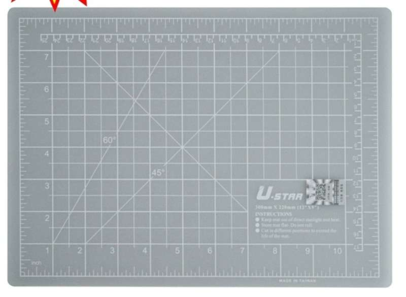 Cutting Mat A4 - Image 1