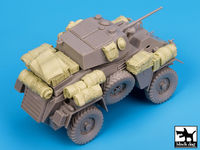 British Humber Mk IV accessories set for Bronco models