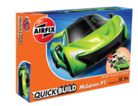 McLaren P1 Green (Quickbuild)