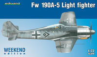 Fw 190A-5 Light Fighter (2 cannons) - Image 1