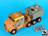 M 1070 Gun truck conversion set for Hobby Boss