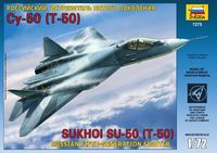 Sukhoi T-50 Russian Stealth Fighter