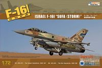 Kinetic F-16I Sufa (Storm) Israeli Air Force Two-Seater