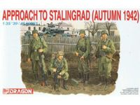 APPROACH TO STALINGRAD Autumn 1942