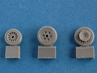 F-86F Sabre wheel for Airfix - Image 1