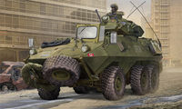 Canadian Grizzly 6×6 APC
