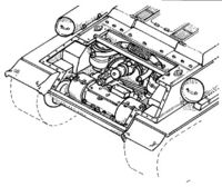 T-34 transmission set ITA - Image 1