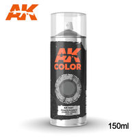 AK1027 PANZERGREY DUNKEL GRAB COLOR SPRAY - Image 1