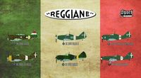 Reggiane Fighter 6szt / 6pcs