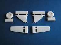 Mi-8/17 upgrade ((undercarriage, horizontal stabilizer) for Hobby Boss