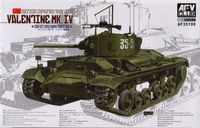 Valentine Mk IV Soviet Red Army Version - Image 1